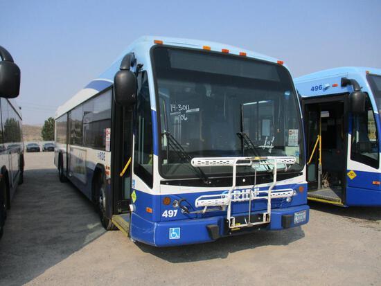 2006 GILLIG G29D102N4 BUS