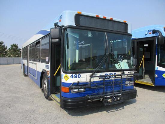 2004 GILLIG G29D102N4 BUS