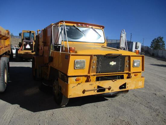 1990 ATHEY MOBILE SWEEPER