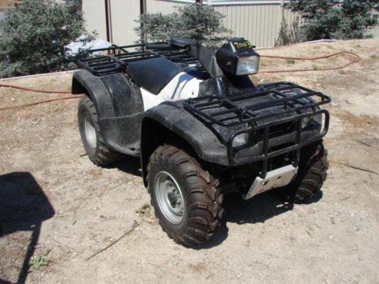 2002 HONDA TRX400 FW