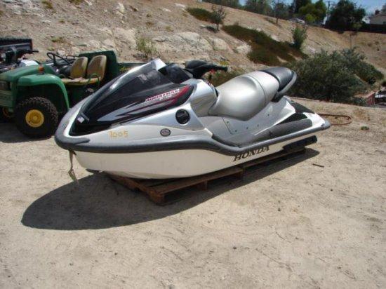2009 HONDA AQUATRAX F15
