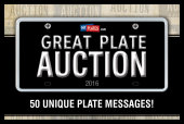 My Plates Great Plate Auction 2016