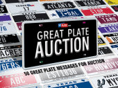 My Plates 2018 Great Plate Auction