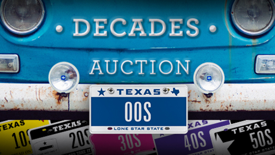 My Plates Decades Auction 2000's and 2010's