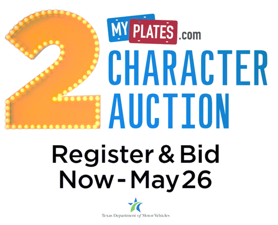 2-Character Auction 2021