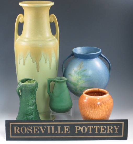 American Art Pottery Auction | July 2019