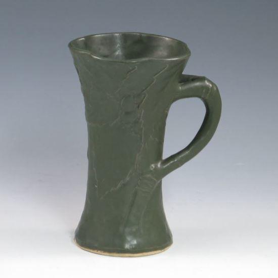Cambridge Handled Vase - Excellent