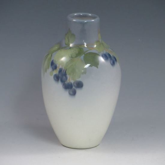 Rookwood Iris Vase 1904 - Mint