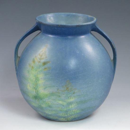 Roseville Windsor Handled Vase