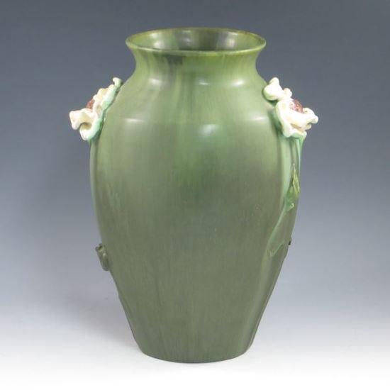 Door Pottery Poppy Vase - Mint
