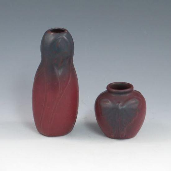 Van Briggle Vases (2)
