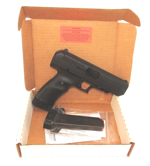 HI-POINT JHP  45 ACP PISTOL | Firearms & Military Artifacts