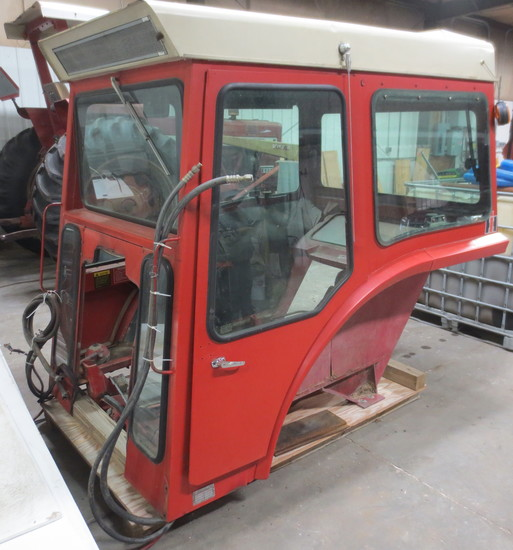 IH Tractor Cab (Came Off An IH 1086)