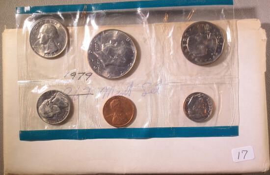 1979 Mint Coins