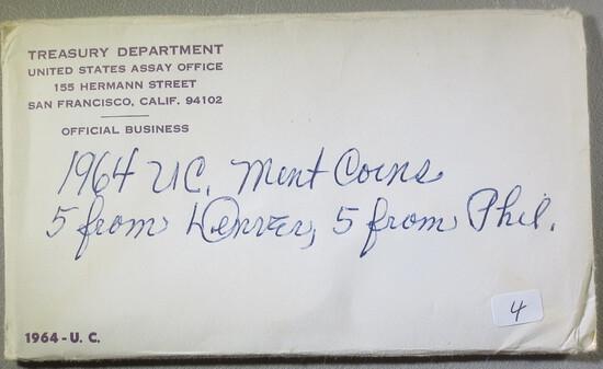 1964 Mint Set