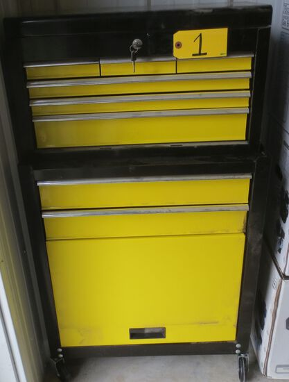 8 Drawer Rolling Tool Cabinet