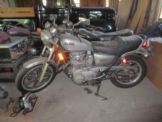1983 Yamaha 650 Special