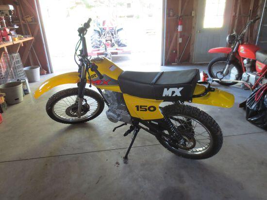 1980 Chinese Dirt Bike