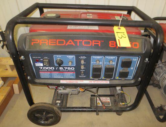 Predator Generator 8750 Watt