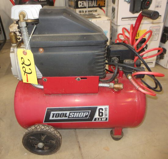 6 Gallon Air Compressor (Used)
