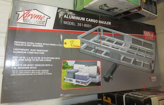 Aluminum Cargo Hauler