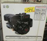 Predator 420 CC Horizontal Shaft Gas Engine