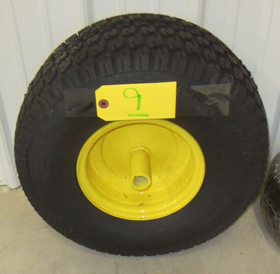 1 Tire and Rim 20 x 10.00-8