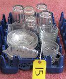 Misc. Glasses, Glass Bowl, Custard Bowls