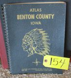 1966 Benton County Atlas