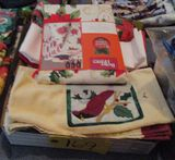 Kitchen Towels and Tablecloths