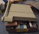 Misc. Office Supplies and Paper Cutter
