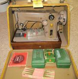 Singer Sewing Machine and Accessories