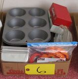 Muffin Pans, Mini Bread Pans, Cookie Cutters, Campbells Soup Recipe Box