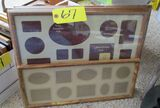 Lot of 3 Picture Frames