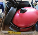 Misc. Cookware and Roaster