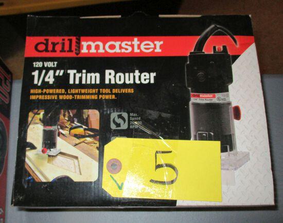 """1/4"""" Trim Router"""