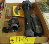 Knife, Flashlight, Mini Scope, Air Gun Electronic Point Sight