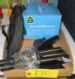 Mini Folding Shovels, Pistol Case, 2 Quart Kettle/ Frying Pan