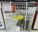 2100 PSI Presser Washer