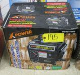 2 Hp 1000 Watt Generator