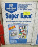 5 Shelf Super Rack