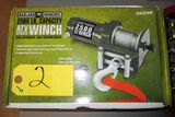 ATV 2500LB Utility Winch