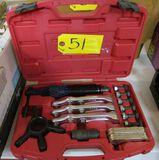 Hydraulic Gear Puller Kit