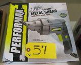 Metal Shear