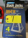 6000 LB Jack Stands