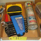 Wrenches, Drill and Driver Set