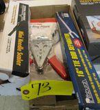 Needle Scaler, Piston Ring Pliers
