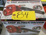 Shop Blower/Vacuum