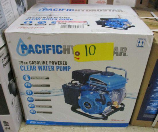 79CC Gas Powered Clear Water Pump