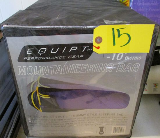 Mountaineering Sleeping Bag